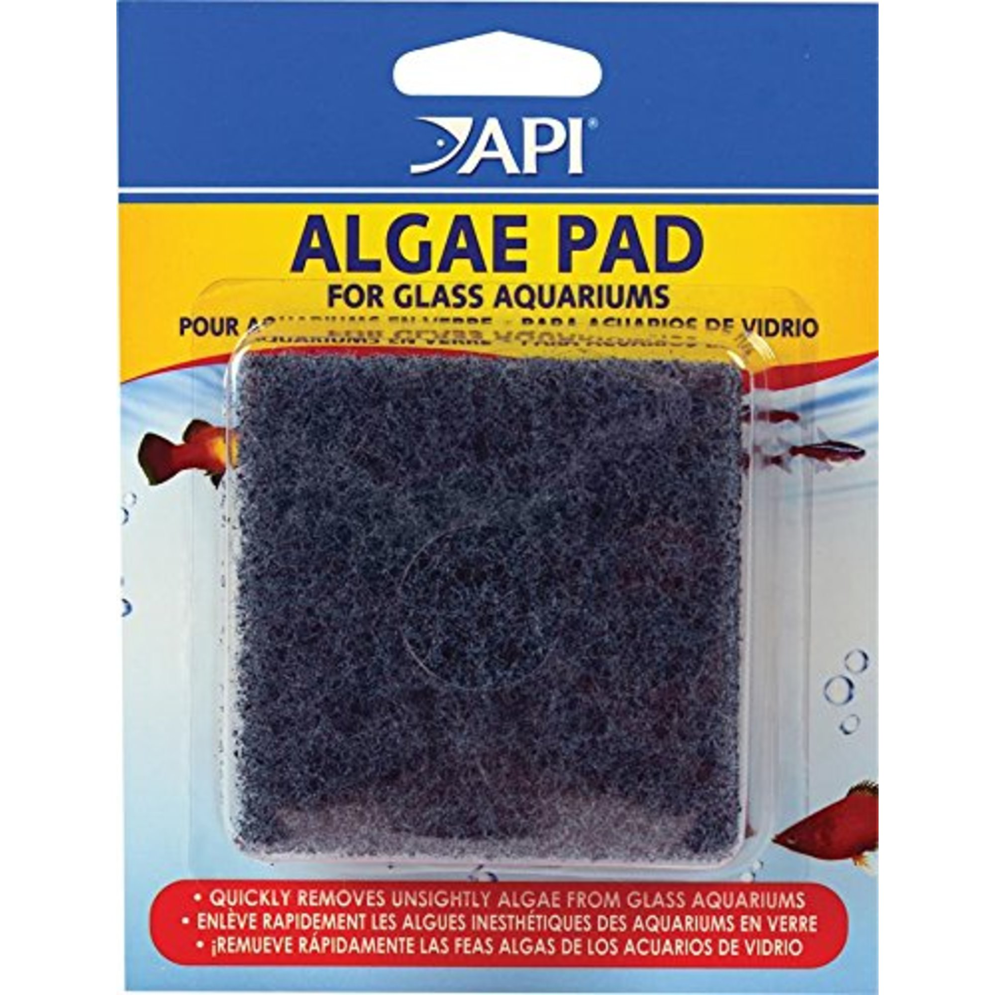 ALGAE PAD FOR GLASS AQUARIUMS