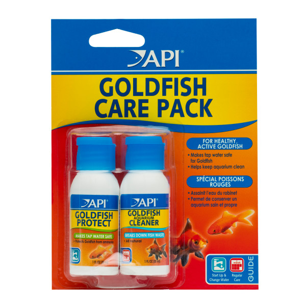 GOLDFISH CARE PACK