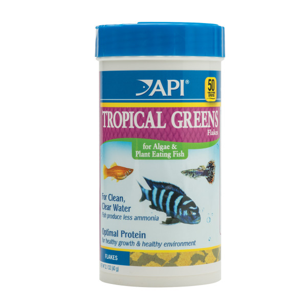 TROPICAL GREENS FLAKES